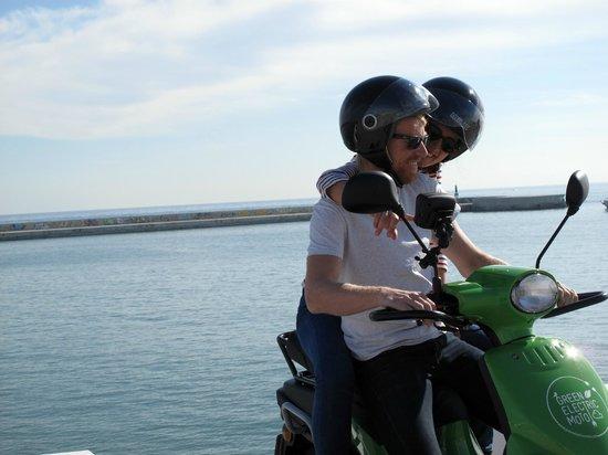 Alguna de las mejores rutas en moto
