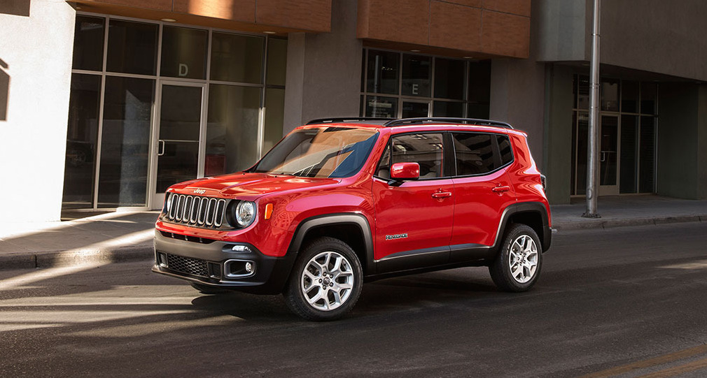 La oferta que buscas en un concesionario de coches Jeep Renegade en Barcelona