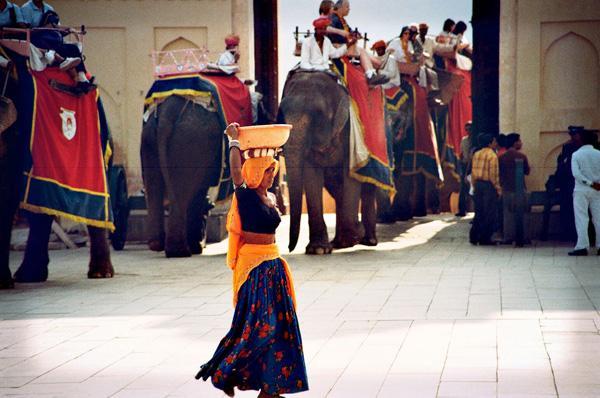 Sabor de Rajasthan: 3 semanas de vacaciones en la India