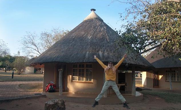 Lucas Dougherty: un turista de altura