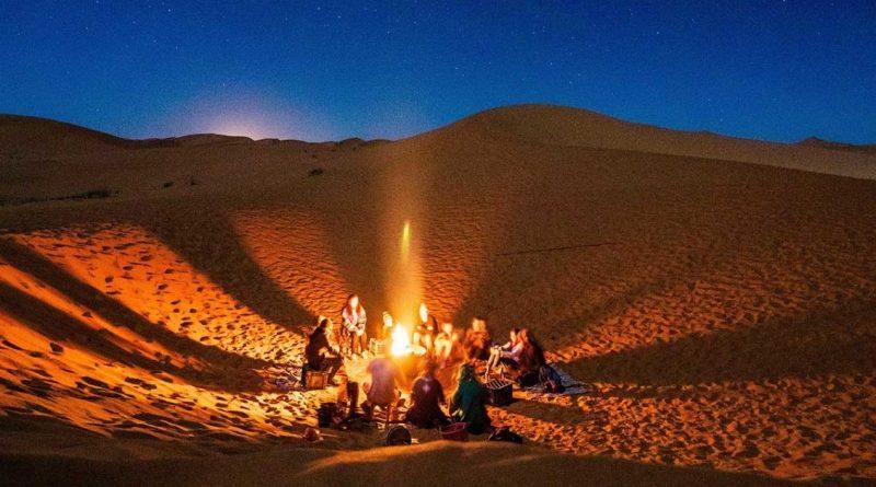 Marrakech desierto tours