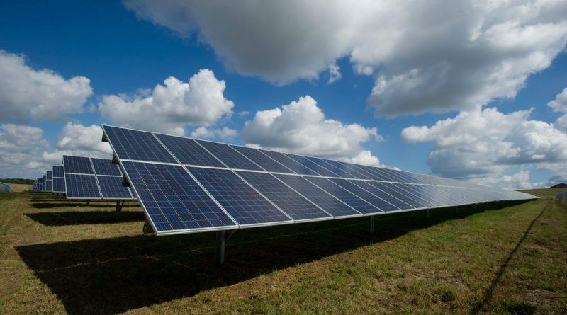 ¿Qué es un parque solar?